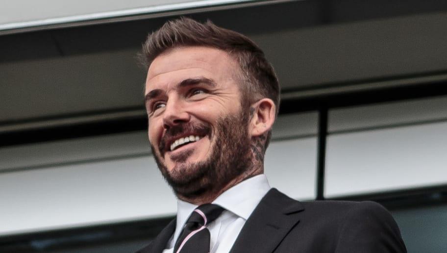 """Il sogno di Beckham: """"Vorrei portare Ronaldo e Messi all'Inter Miami"""""""