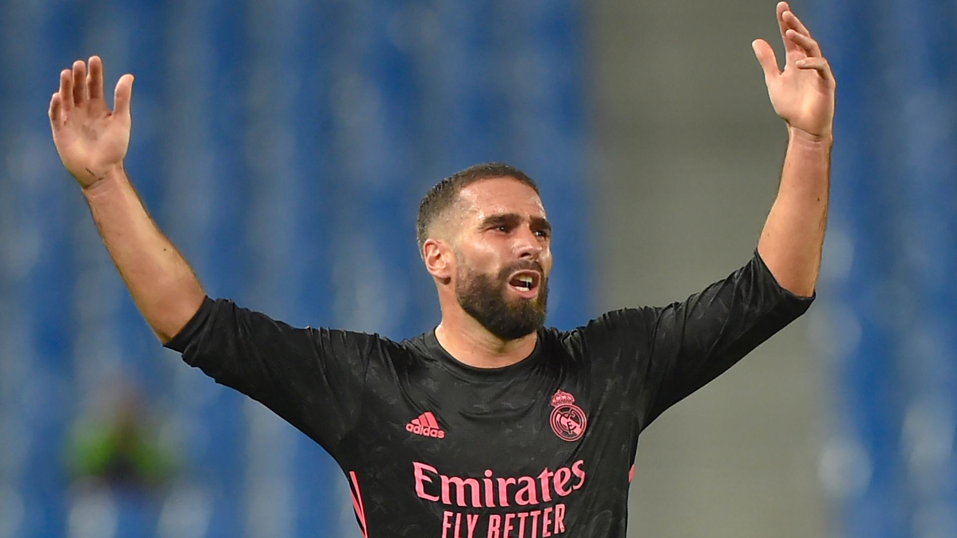 Real Madrid in emergenza: infortunio per Carvajal, Atalanta a rischio