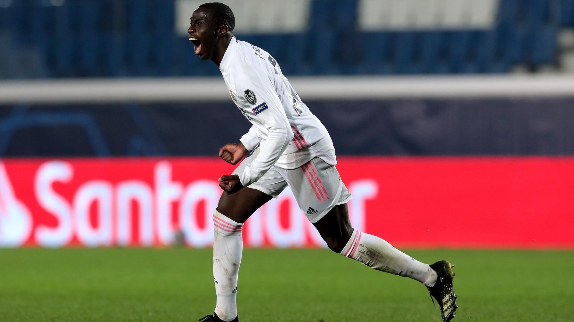 Atalanta-Real Madrid 0-1: Mendy abbatte il muro della Dea