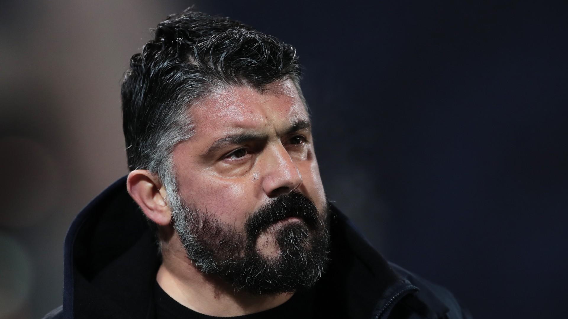 """Napoli fuori, Gattuso attacca: """"Chi ci rappresenta si deve far rispettare"""""""