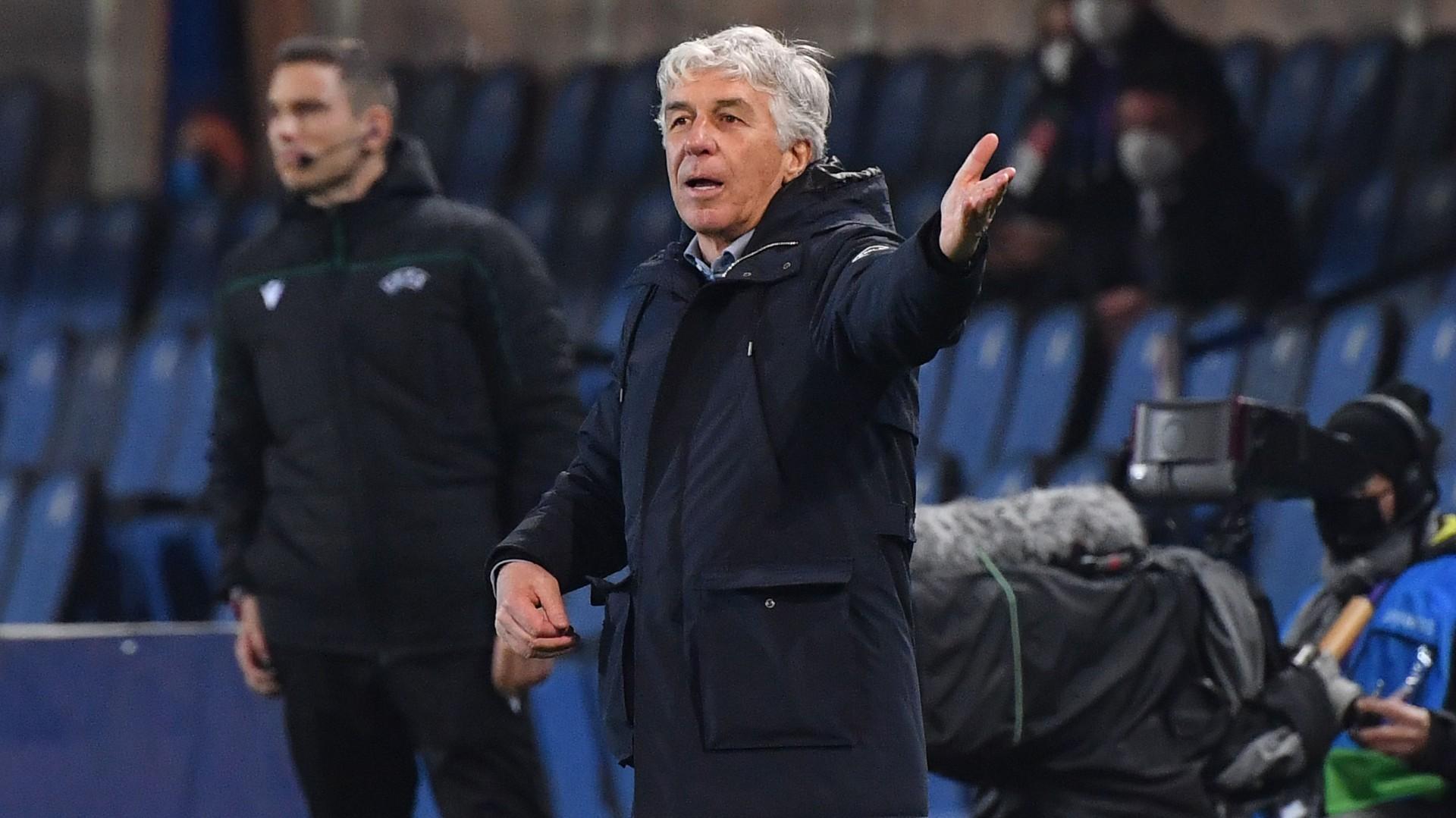 """Gasperini polemico dopo Atalanta-Real: """"Un suicidio del calcio"""""""