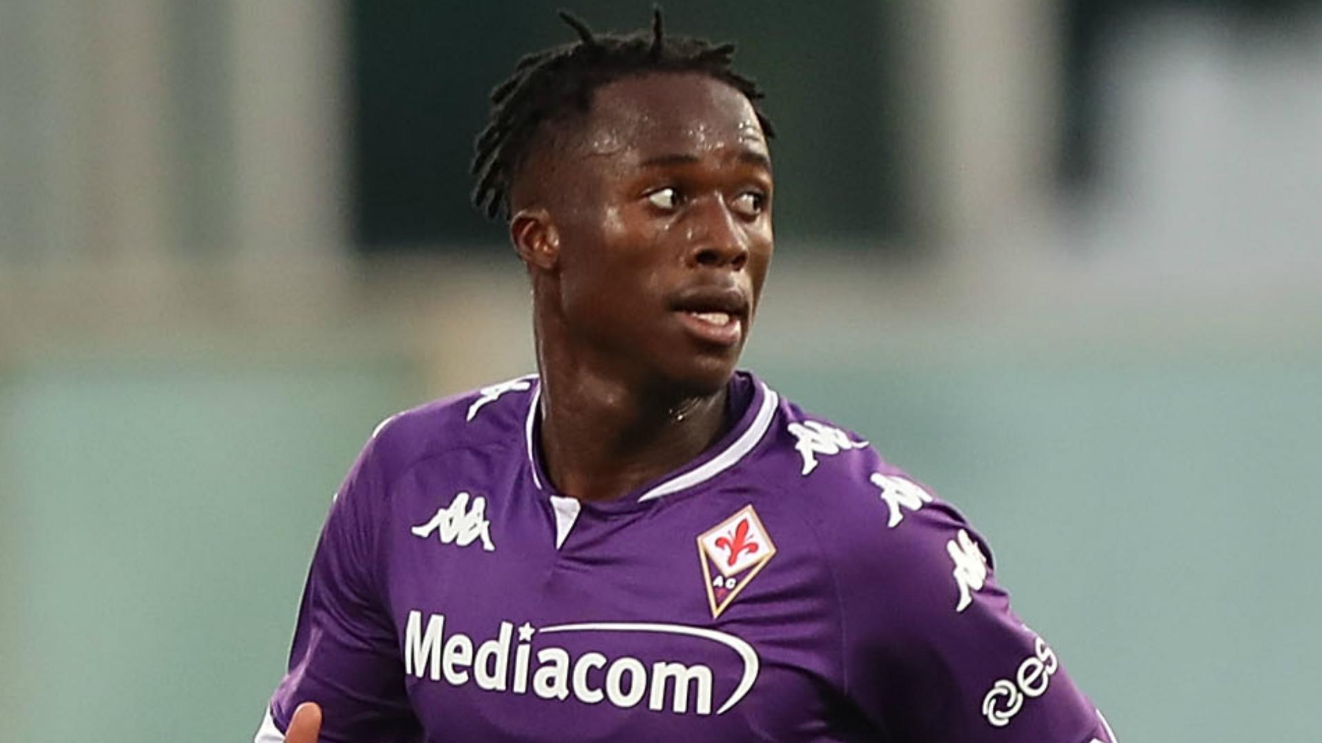 La Fiorentina perde Kouamé: lesione al bicipite femorale
