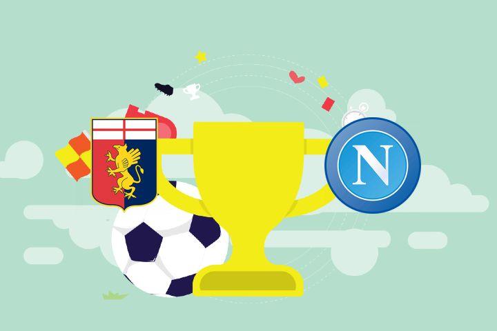 Pagelle Genoa – Napoli