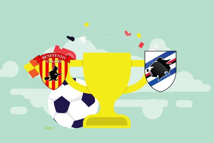 Pagelle Benevento – Sampdoria
