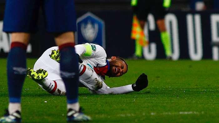 """Neymar risponde al tecnico del Caen: """"Non so per quanto sopporterò tutto questo"""""""