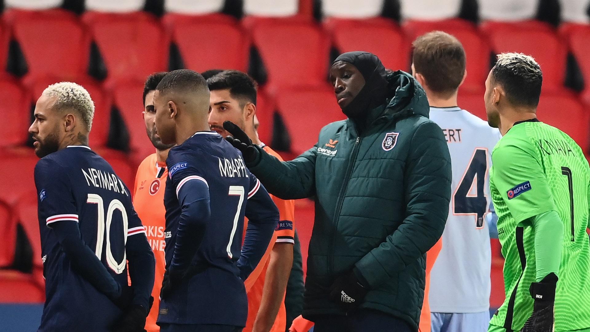 Caso PSG-Basaksehir, l'UEFA apre un procedimento contro guardalinee e quarto uomo
