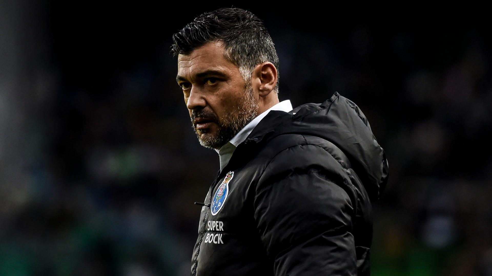 """Porto-Juventus, Conceicao pronto: """"Vogliamo vincere"""""""