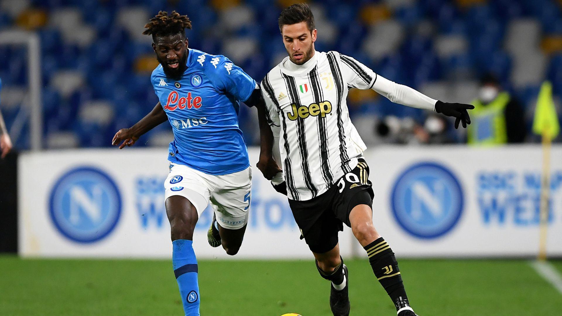 Juventus-Napoli, azzurri eliminati in Europa League: recupero il 17 marzo