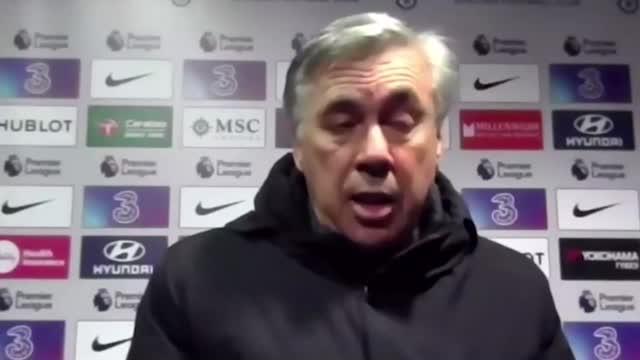 """Ancelotti: """"Noi delusi, ma non troppo. L'obiettivo rimane l'Europa"""""""