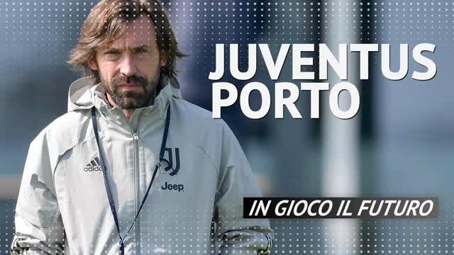 Juventus-Porto, in gioco il futuro