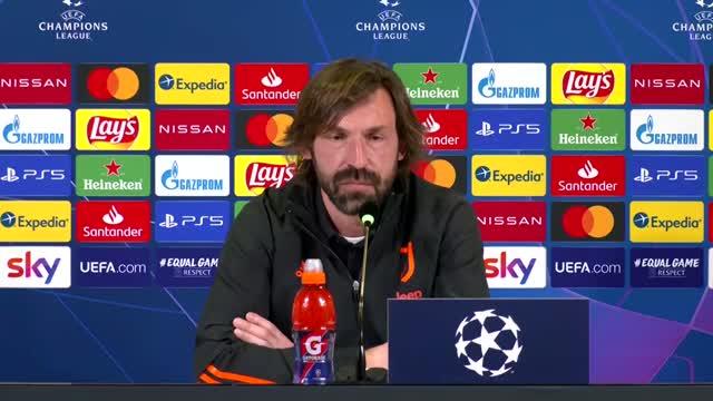 """Pirlo: """"Morata intelligente e ambizioso. Su Bernardeschi e Chiellini…"""""""