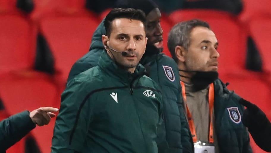 "PSG-Basaksehir, sospeso Coltescu. La UEFA: ""Comportamento inappropriato"""