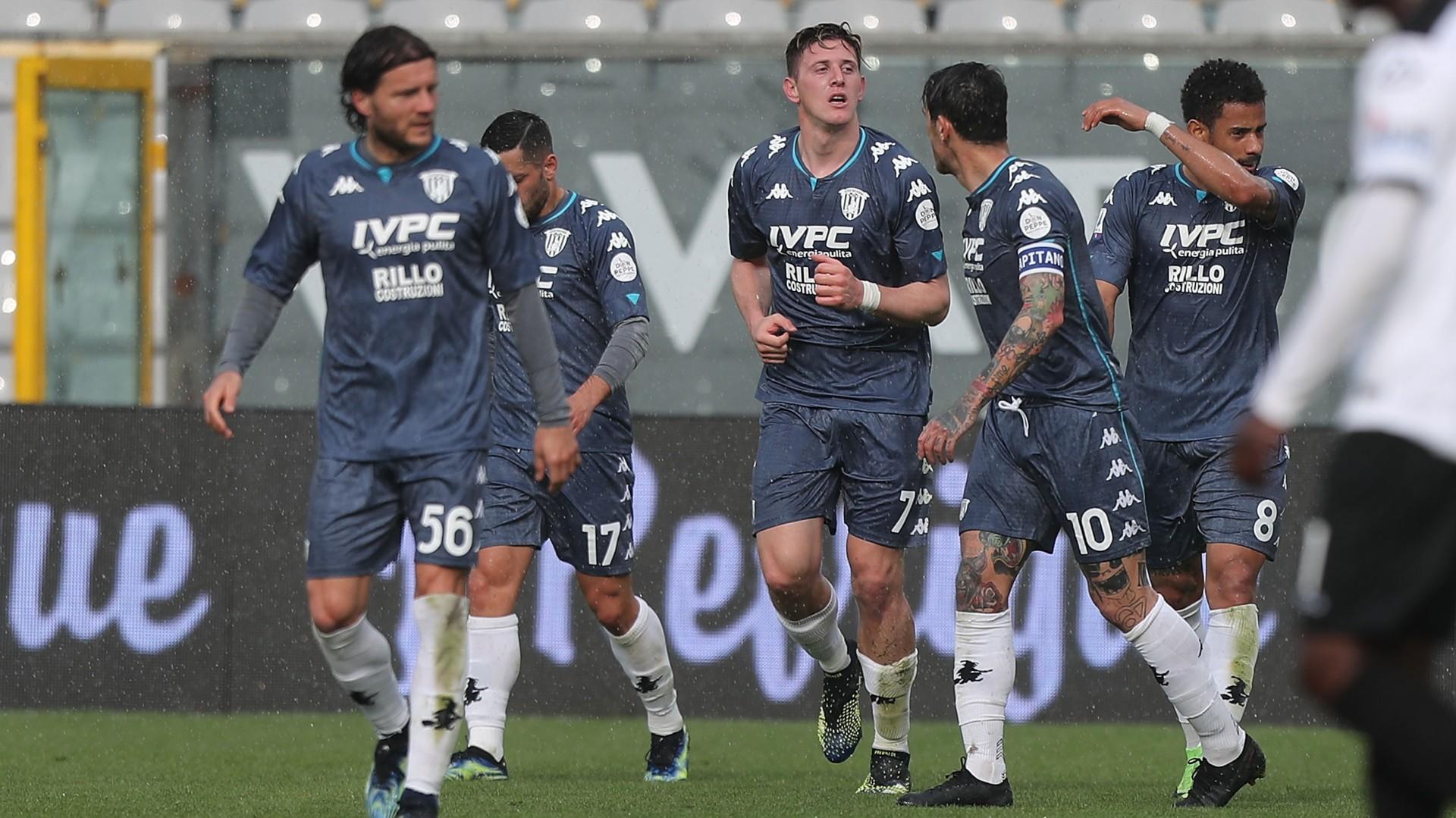 Spezia-Benevento 1-1: scontro salvezza senza vincitori e vinti