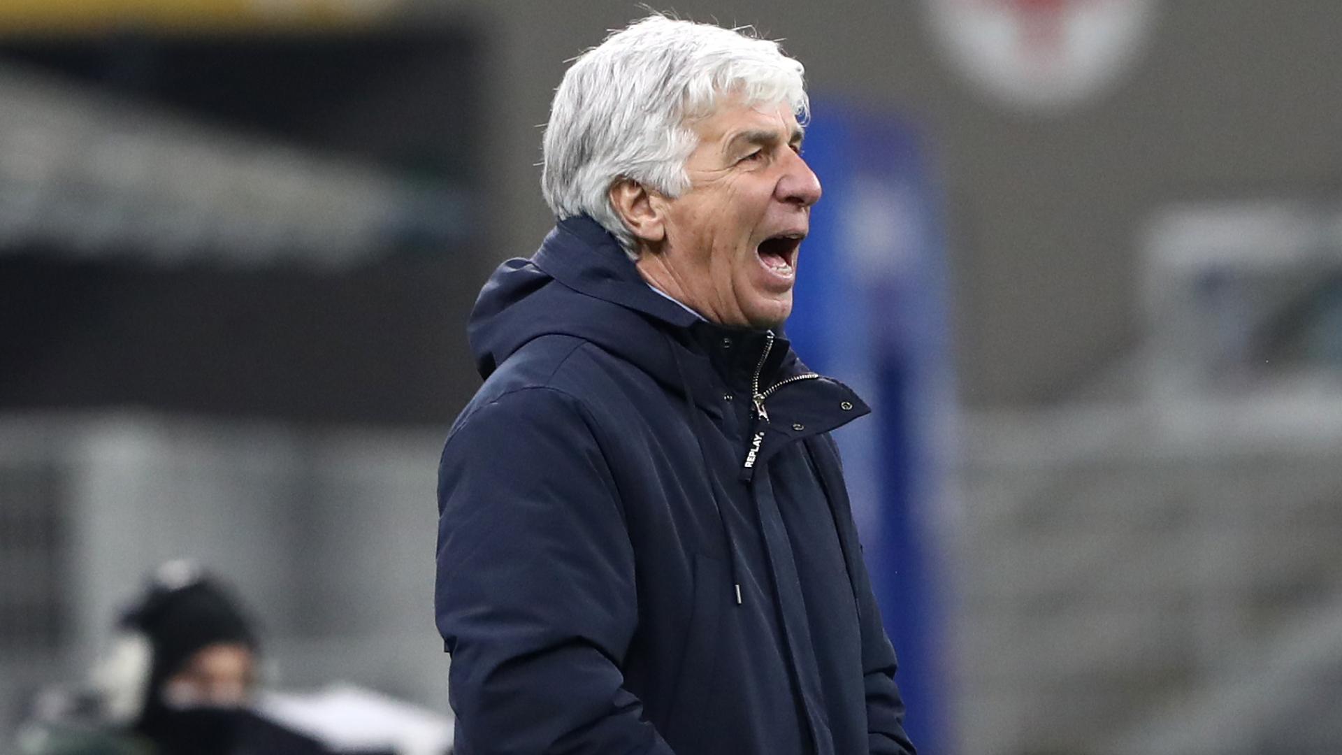 """Gasperini si prepara alla sfida col Real: """"Presuntuoso pensare di vincere a tutti i costi"""""""