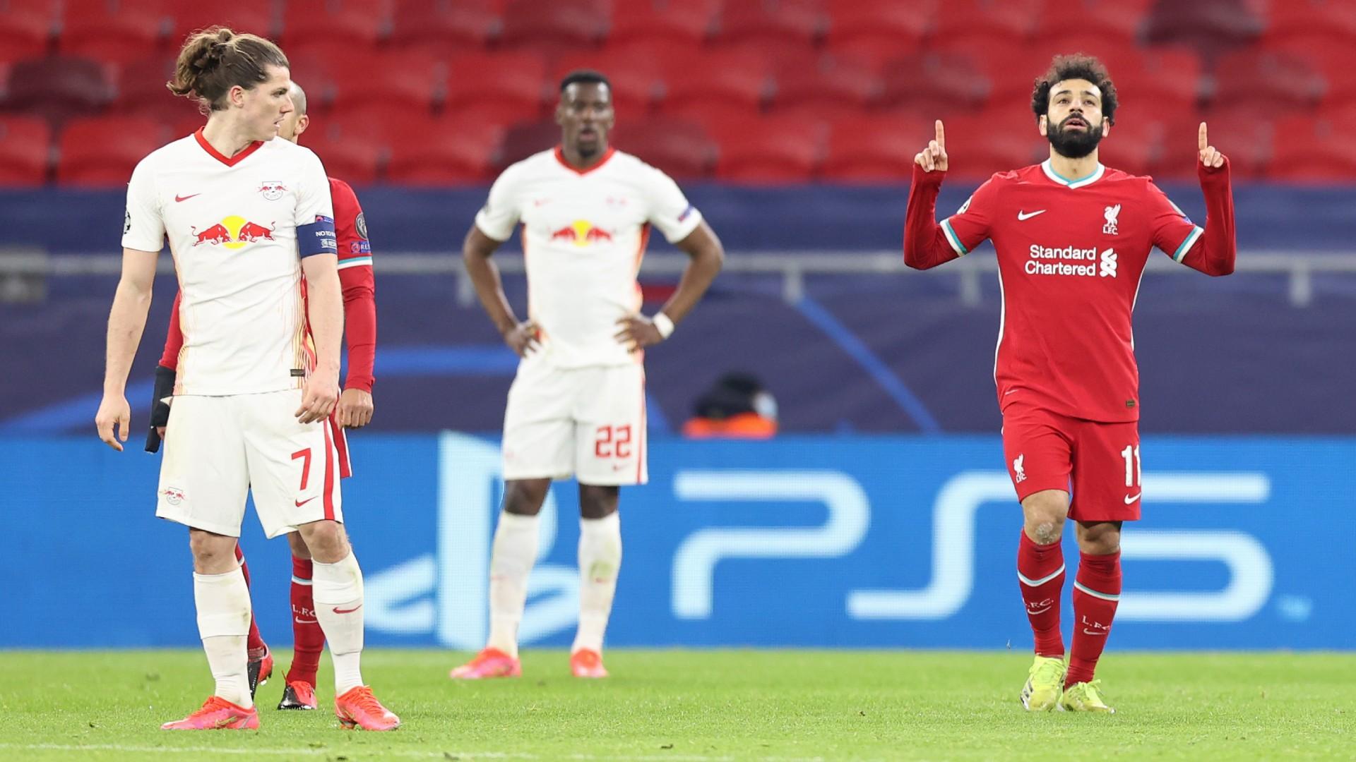 Liverpool-Lipsia 2-0: Salah e Mané, i Reds volano ai quarti