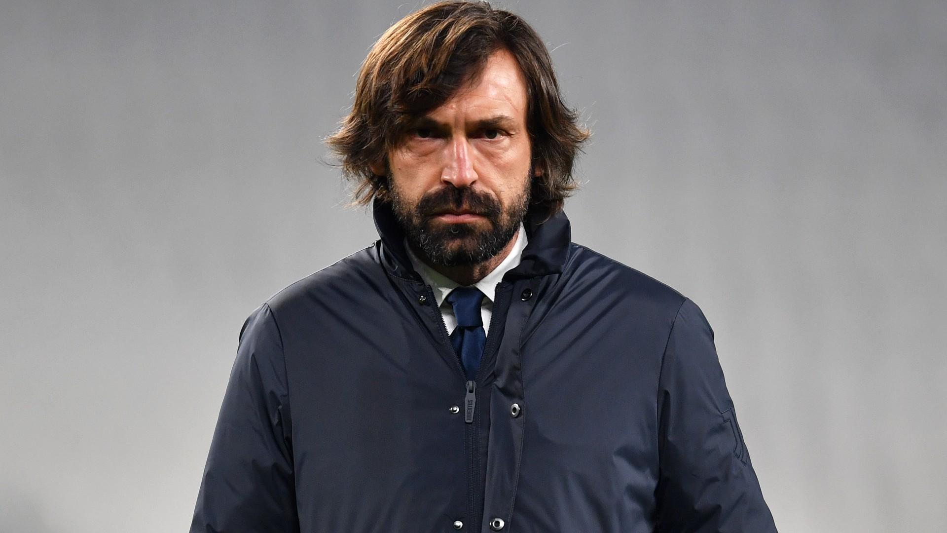 """Juve eliminata, Pirlo sul futuro: """"Continuo a lavorare serenamente"""""""