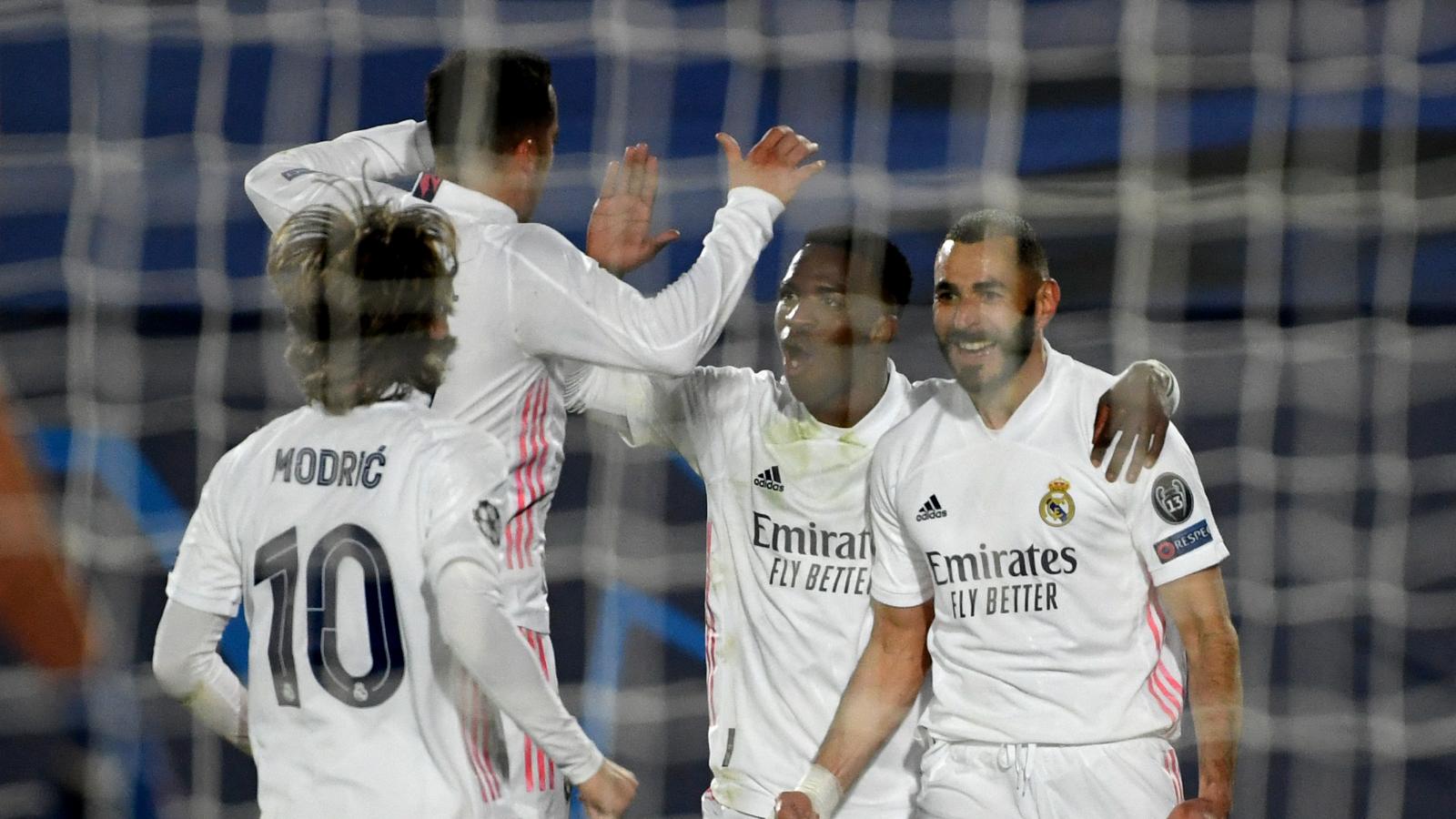 Real Madrid-Atalanta 3-1: la Dea si arrende a Benzema e Ramos, Blancos ai quarti