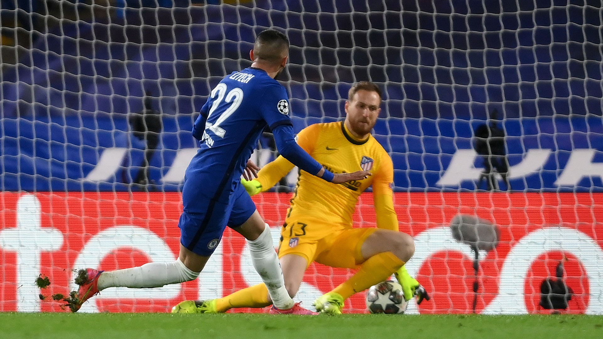Chelsea-Atlético Madrid 2-0: Blues ai quarti di Champions League