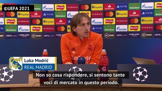 """Modric: """"Mbappé? Sarebbe il benvenuto, è tra i migliori…"""""""