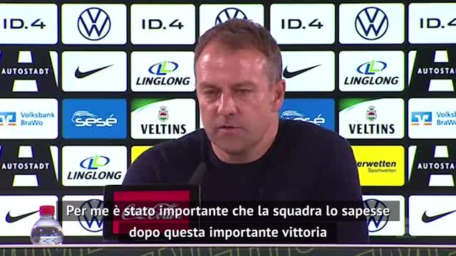 """Flick: """"Lascio il Bayern"""""""