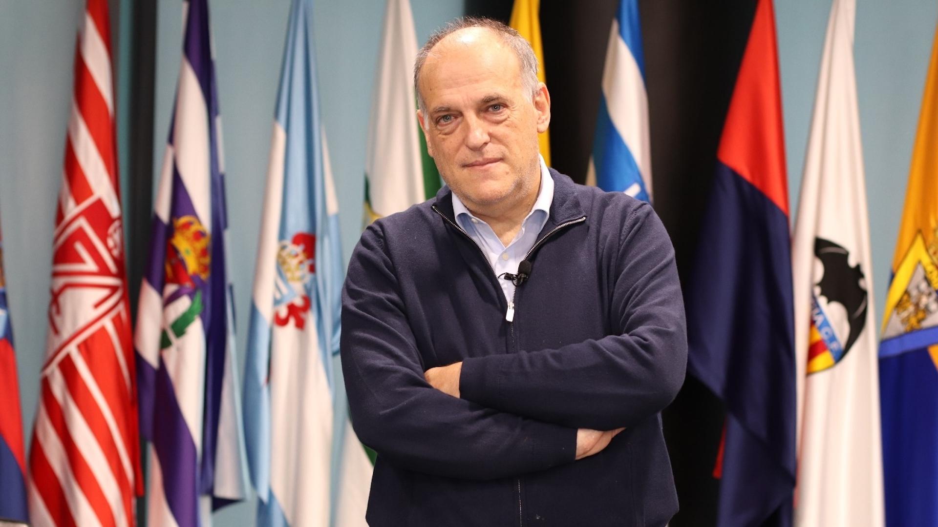 Tebas rappresentante delle leghe europee nel Comitato Esecutivo dell'UEFA