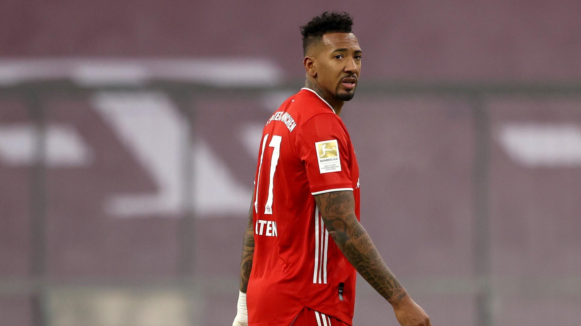 Jerome Boateng lascerà il Bayern in estate: lo conferma Salihamidzic