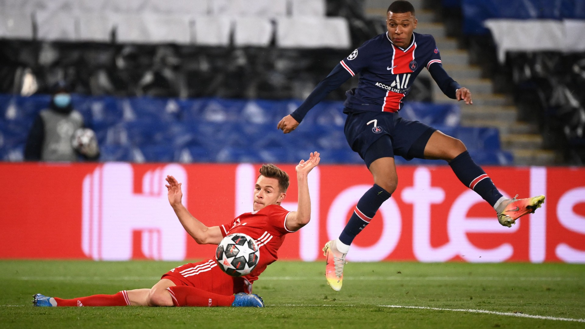 PSG-Bayern 0-1: non basta Choupo-Moting, francesi in semifinale