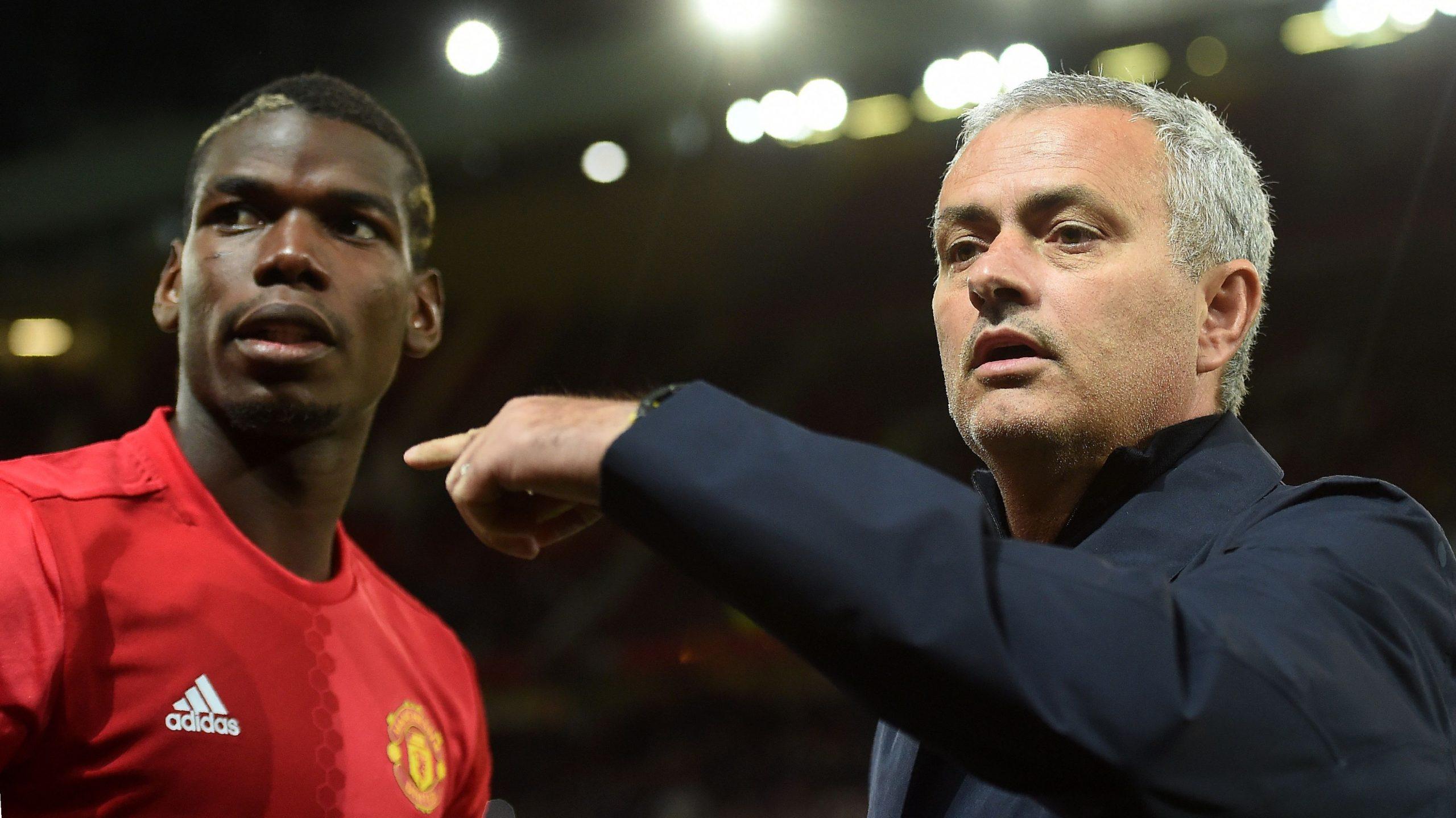 """Pogba attacca Mourinho: """"Messo da parte come se non esistessi più"""""""