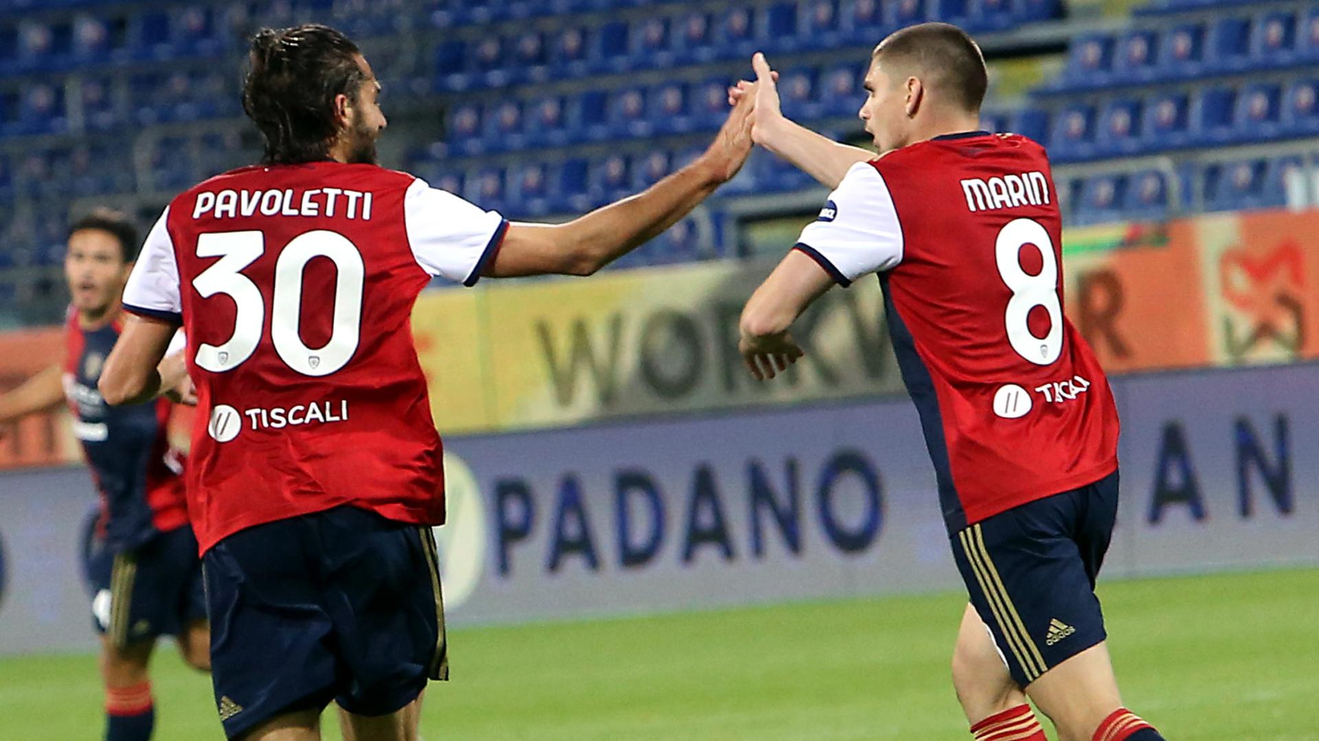 Cagliari-Parma 4-3: rimonta sarda nel recupero, decide Cerri al 94′