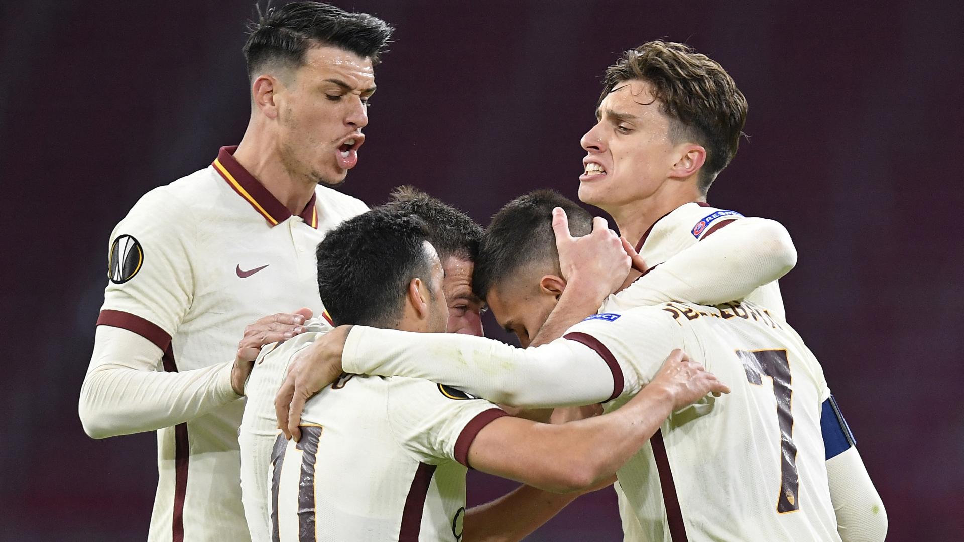 Ajax-Roma 1-2: Pellegrini e Ibanez espugnano la Cruijff Arena
