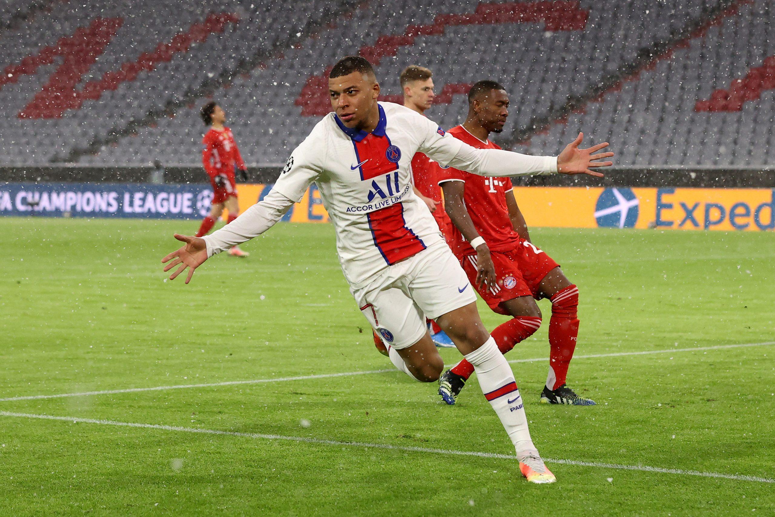 Bayern Monaco-PSG 2-3: la doppietta di Mbappè griffa il colpaccio parigino
