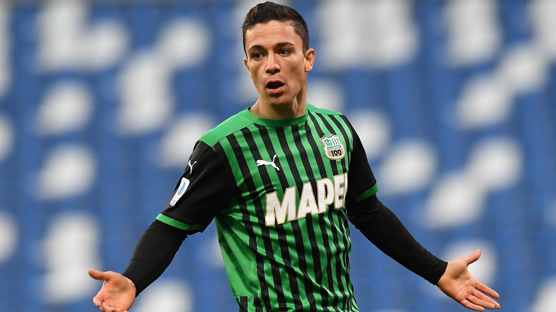 Sassuolo-Fiorentina, le formazioni ufficiali: Raspadori titolare