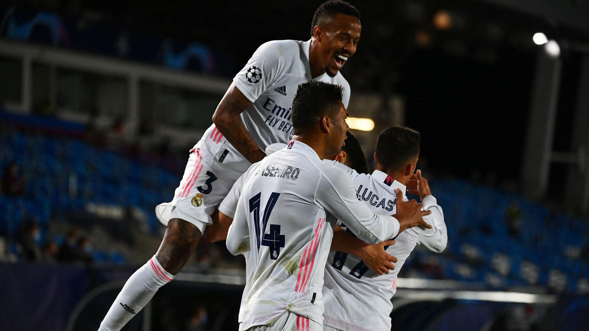 Real Madrid-Liverpool 3-1: super Vinicius, Reds poco incisivi