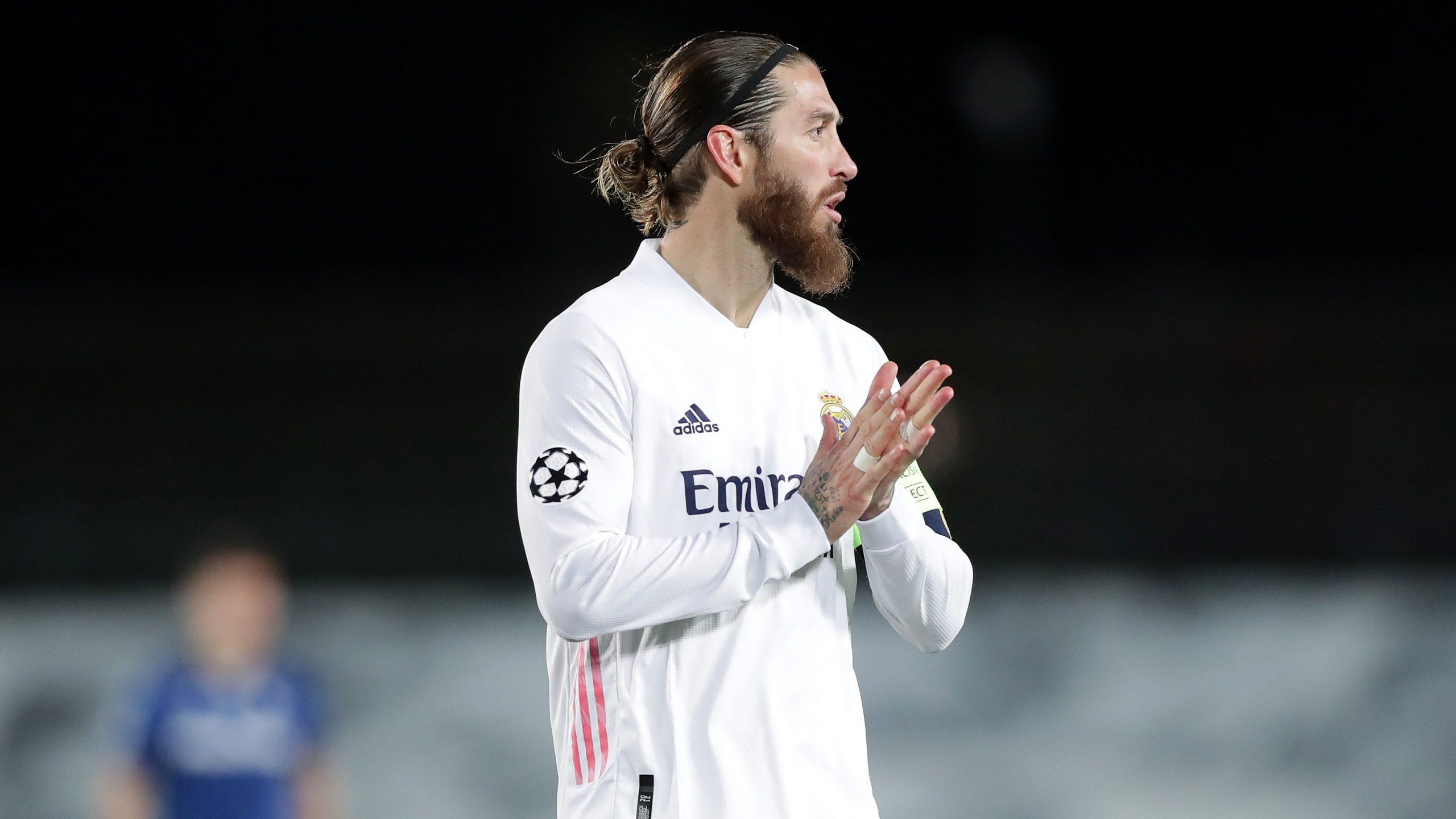 """Il comunicato del Real Madrid: """"Sergio Ramos positivo al Covid-19"""""""