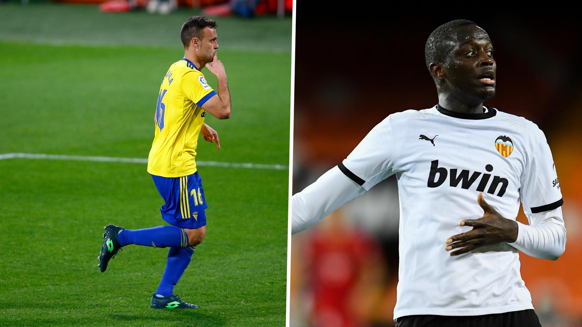 """La Liga chiude l'indagine sul caso Diakhaby: """"Nessuna prova di insulti razzisti di Cala"""""""
